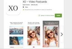 Sitio del día: Una app que envía postales reales con videos en realidad aumentada