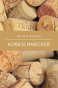 Was ist ein Korkschmecker? Und wie erkennt man diesen Weinfehler? Finde es heraus auf bottled-grapes.de! #wein #weinliebe #weinblog #weinwissen #weinfehler #korkschmecker #tca #wissen Place Cards, Blog, Place Card Holders, Blogging