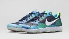 The Nike Zoom Hypercross Takes A Trip Out In The Galaxy
