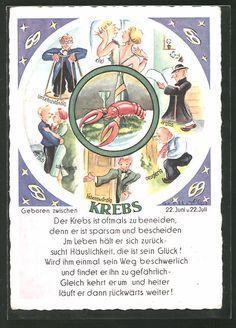 k nstler ansichtskarte postkarte sternzeichen steinbock capricornus 22 dezember bis 20. Black Bedroom Furniture Sets. Home Design Ideas