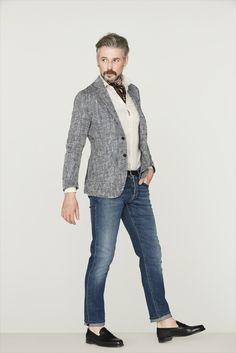 De Petrillo Jacket Styling / 2016SS | FEATURE | B.R.ONLINE