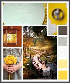 Lizzy B Loves visual + sparkle = inspiration : arts & crafts (click on image to view in full) #wedding_inspiration #wedding_color_palette #color_palette_inspiration