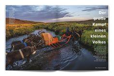 Was sie besitzen transportieren Komi-Ischemzen auf Schlitten durch die Weiten im hohen Norden Russlands. Doch ihre Welt wandelt sich. Unter den Hufen der Rentiere ruht Öl was Begierden weckt. Und Streit entfacht.  Foto: Dmitrij Leltschuk Aus dem aktuellen GEO 05/2016  #geo #geomagazin #geomagazine #russia #Russland #nomads #nomaden #nature #tundra #dmitrijleltschuk by geomagazin