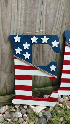 Fourth Of July Crafts For Kids, Fourth Of July Decor, 4th Of July Celebration, 4th Of July Decorations, July 4th, New Crafts, Arts And Crafts Projects, Crafts To Make, Diy Projects