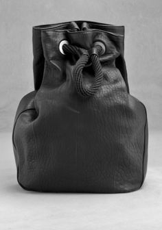& Other Stories - LEATHER BAG
