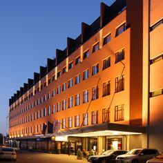 Park Inn by Radisson Central Tallinn Hotel