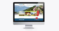 Remontées Mécaniques du Val d'Anniviers Lausanne, Web Design, Advertising Agency, Brand Identity, Design Web, Website Designs, Site Design