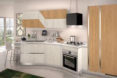 Ecco una versione della nuovissima #Cucina #Gioia by #Vismap nella versione sherwood!! Buon week end!!