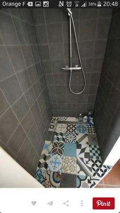 Cerámica de baño / Diseño Duchas / Pavimentos de suelo : El pavimento del suelo…