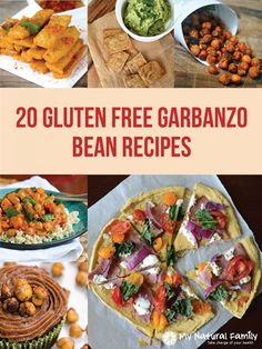 There's BEANS in this?  20 Gluten Free Garbanzo Bean Recipes