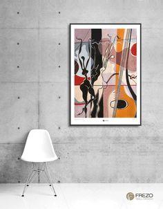Plakaty | FREZO Wall Design | Tapety artystyczne | Obrazy | Plakaty | Panele szklane | Polski design