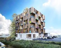 asb building new auckland wynyard - Google Search