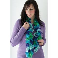 Free Crochet Sashay Scarf Pattern