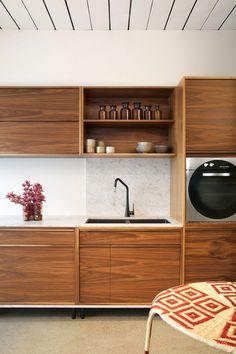 WSworskshop Modular Kitchen | Yellowtrace.