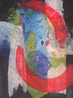 we / Petr Chmel - oil,cardboard,pedrage