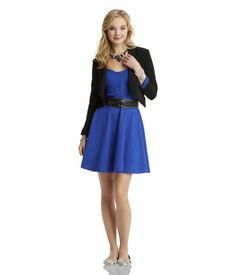 Pretty Little Liars Hanna Lace Dress - Aeropostale