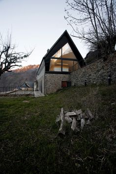 Cadaval & Solà-Morales-House at The Pyrenees