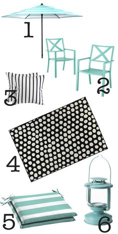 Fun outdoor decorating ideas for spring (on a budget!)