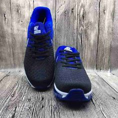official photos 143d4 5da7f Factory Nike Air Max 2017 Netflix LUNARLUNCH Royal Blue Black Sports Shoes  Shop Online -  69.88