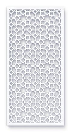 View our full range of Architectural Feature Screen Patterns. Tilt Architectural Feature Screens are designers and manufacturers. Diy Screen Door, Room Divider Screen, Wooden Screen, Room Dividers, Screen Design, Door Design, Fence Design, Motifs Islamiques, Green Screen Photography