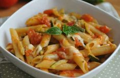 Ww Recipes, Pasta Recipes, Egg And I, Thai Red Curry, Food And Drink, Yummy Food, Nutrition, Diet, Vegan