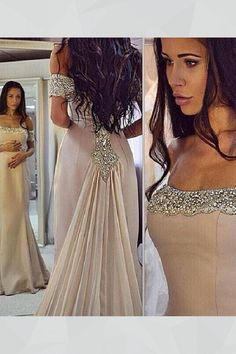 Off Shoulder Prom Dresses,Mermaid Prom Dresses, Long Evening Dress from USAdressy. Prom Dresses Long Modest, Prom Dresses With Sleeves, Women's Evening Dresses, Dress Long, Dress Formal, Formal Prom, Formal Gowns, Elegant Gowns, Chiffon Dresses