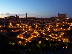 Toledo, Spain- What I would do to go back.