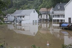 Tropical Storm Lee - Port Deposit, MD (Photo Credit: Cecil County Department of Emergency Services)