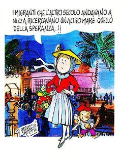 Blog à porter - Il Magazine di Monica Bruna: LA CONTRO COPERTINA DI TARGATOCN: CUNEESI A NIZZA