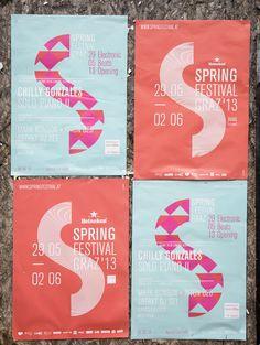 Springfestival Graz – Branding › EN GARDE ♥ Thru The Heart
