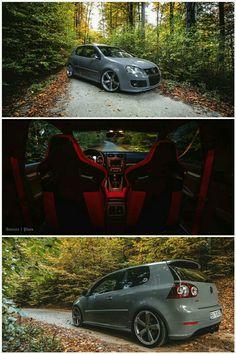 Volkswagen Golf Mk5  GTi  with Recaro interior
