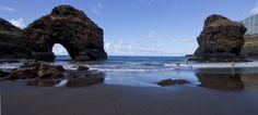 Playa Los Roques - Los Realejos - Tenerife Tenerife, Next Holiday, Canario, Beach, Water, Outdoor, Canary Islands, Turismo, Paisajes