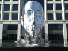 Metalmorphosis Sculpture ~ David Cerny