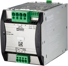 Planen Sie doch mal Ihre Maschinen- und Anlagenausfälle! Das Netzteil Emparro 3~ 40A - macht den Ausfall berechenbar  Kontinuierliches überwachen von internen Parametern wie Temperaturen, Lastsituation. etc, ermöglicht eine Meldung vor dem Ausfall.