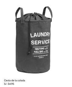bolsa canchera y masculina pa poner la ropa sucia :P