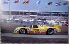 AJ Foyt drove this Aston Martin Nimrod at Daytona 1983 with Darrell Waltrip and Guillermo Maldonado before switching to the winning Porsche 935L