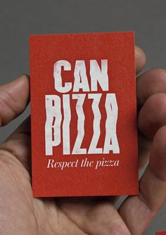 CAN PIZZA