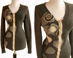 Floral Sweater Jacket | Flickr : partage de photos !