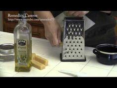 """▶ Cómo hacer """"vaselina casera"""" - Alternativa para la jalea de petróleo - YouTube"""