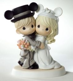 Your WDW Store - Disney Precious Moments Figurine - Magically Ever After