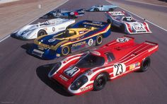 The Porsche 917 Is Race Car King