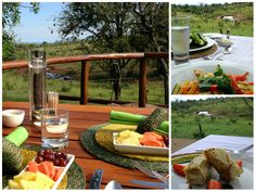 DayTreasure: Royal Madikwe - Madikwe Game Reserve Delicious Meals, Yummy Food, Game Reserve, Food Inspiration, Table Decorations, Home Decor, Travel, Decoration Home, Delicious Food
