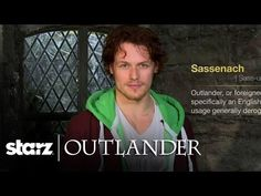"""He says """"sassenach"""" sexier than any other person alive.   20 Verra Verra Braw Reasons Why Sam Heughan Is The Perfect Jamie Fraser"""