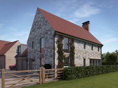 DILLY MEADOWS * — Whitecroft Developments - providing small high quality developments for homes in Bristol and the South West Bristol, New Homes, Cabin, House Styles, Home Decor, Decoration Home, Room Decor, Cabins, Cottage