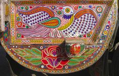 Image result for pakistani painted truck detail