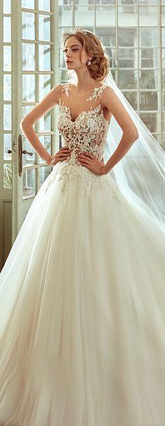 Nicole 2017 Collection - Wedding dress