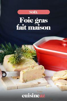 Une recette de foie gras fait maison pour les fêtes de fin d'année à aromatiser selon votre goût en ajoutant épices ou alcool. #recette#cuisine#foiegras#foiegrasmaison #noel#fete#findannee #fetesdefindannee