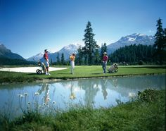 Top Golf Resorts & Hotels in Switzerland | Physic Tourism