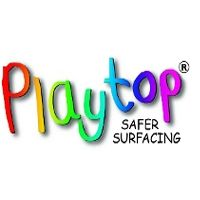 Playtop has been leading the way with impact-absorbing play surfacing. Green Companies, Recycled Rubber, Rubber Flooring, Company Logo, Surface, Play, Logos, Logo