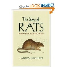 The Story of Rats: Amazon.co.uk: S.A. Barnett: Books